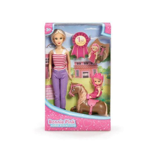 Oferta de Bonnie Pink Club de Equitación por 8€