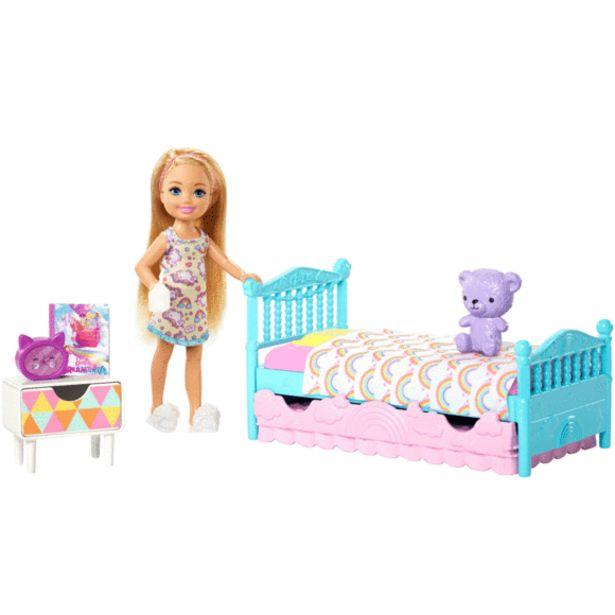 Oferta de Barbie Chelsea y Su Habitación por 16€