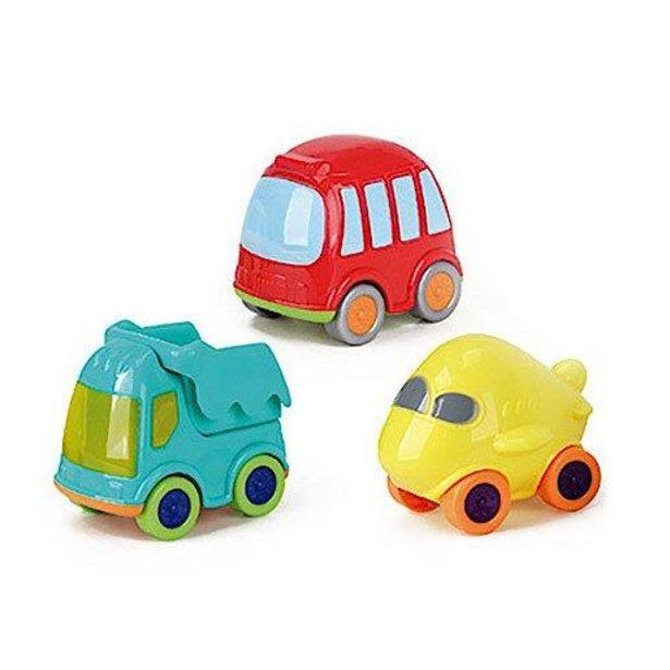 Oferta de Pack de 3 Vehículos de Ciudad por 6,5€