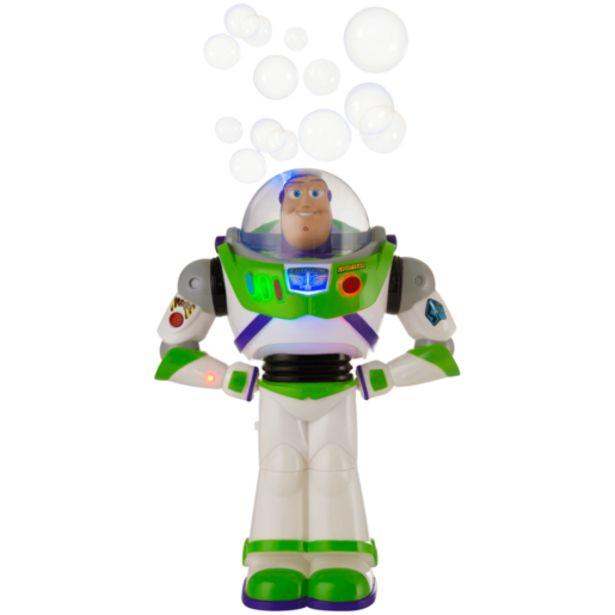 Oferta de Disney Pixar Toy Story Buzz Lightyear Ventilador de Burbujas por 23,99€