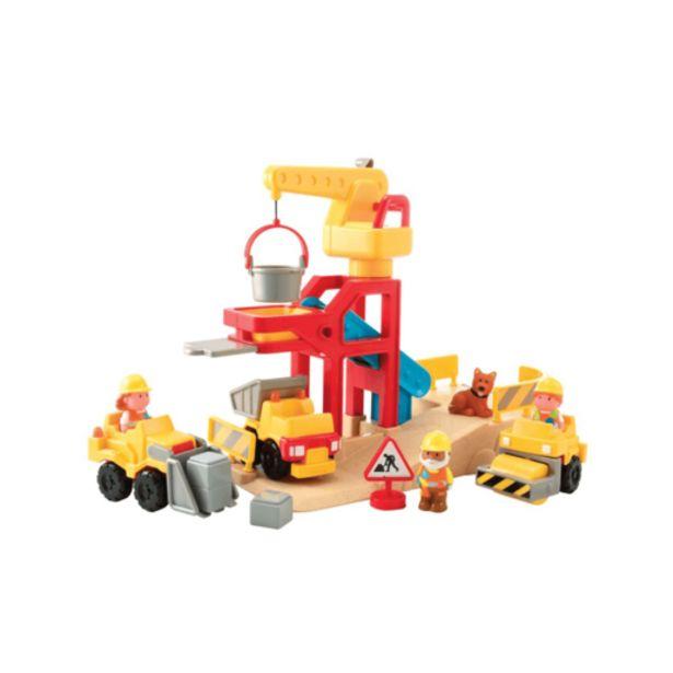 Oferta de Early Learning Centre Happyland Set de Mega Construcción por 59,99€