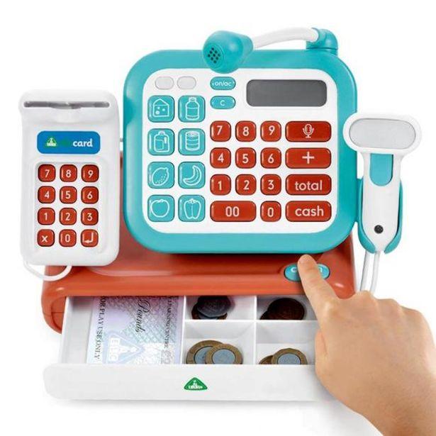 Oferta de Early Learning Centre Caja Registradora Azul por 26,66€