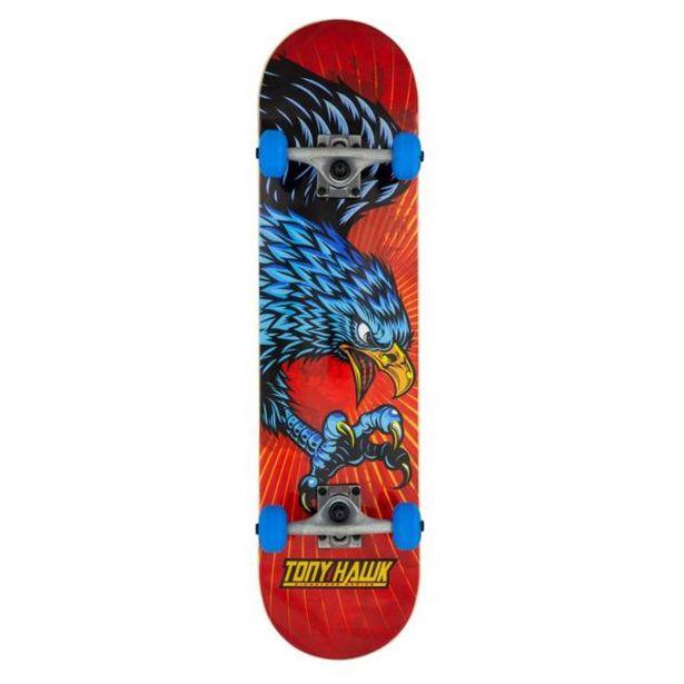 Oferta de Monopatín Skateboard Tony Hawk - Halcón por 44,99€