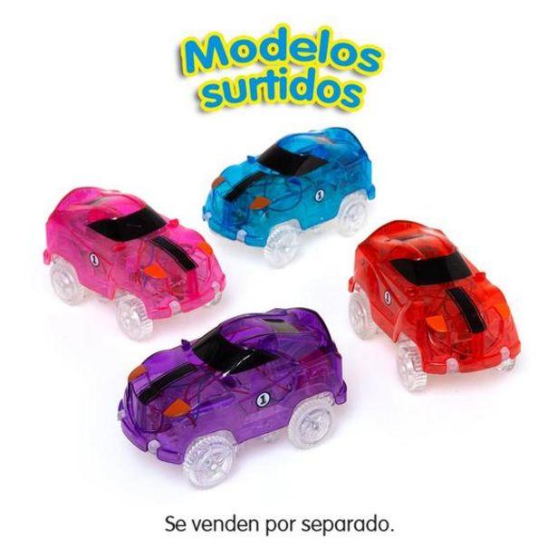Oferta de Vehículos Flexible Glow Tracks (Varios Modelos) por 4,5€
