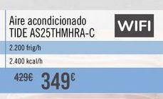 Oferta de Aire acondicionado TIDE AS25THMHRA-C por 349€