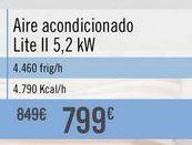 Oferta de Aire acondicionado Lite II 5,2 kW por 799€
