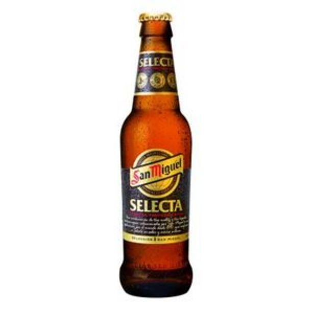 Oferta de Cerveza selecta 33 cl por 0,79€