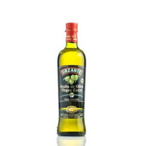 Oferta de Aceite de oliva virgen extra 0,75 l por 4,99€