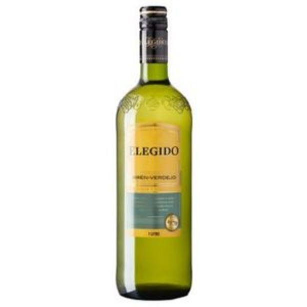 Oferta de Vino blanco 1 l por 1,76€