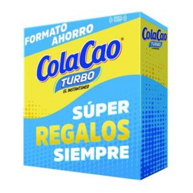Oferta de Cacao soluble turbo 2,75 kg por 14,95€