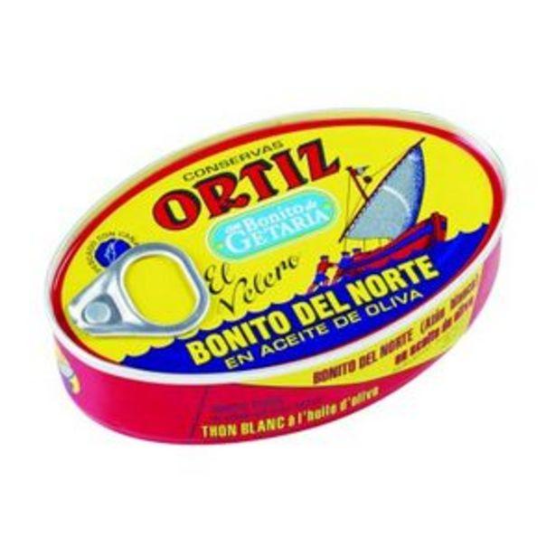 Oferta de Bonito del norte en aceite de oliva 112 g por 2,69€