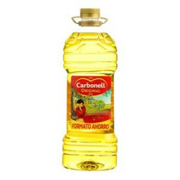 Oferta de Aceite de oliva suave garrafa de 3 l por 10,5€
