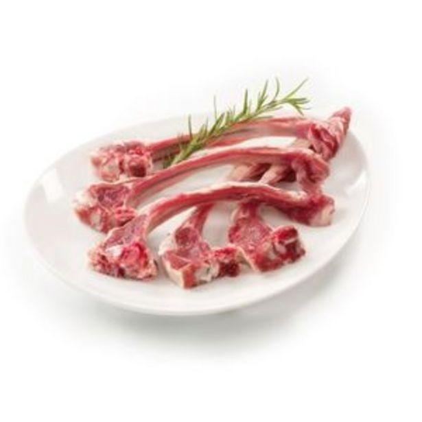 Oferta de Ternasco lechal chuletillas por 21,9€
