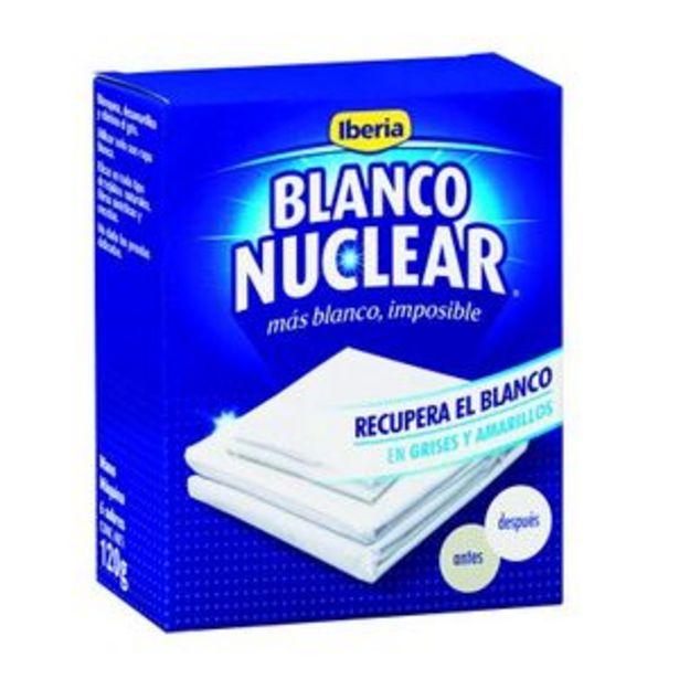 Oferta de Sobres blanco nuclear 120 g por 2,08€