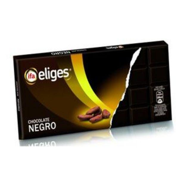 Oferta de Chocolate negro fondant 150 g por 0,7€