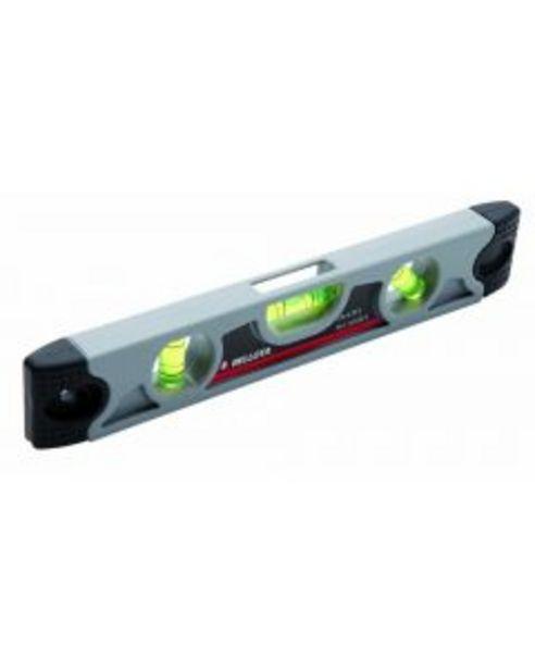 Oferta de Nivel medicion 023cm torpedo bellota magnetico 3 burbujas 50109-9  130176 por 6,66€