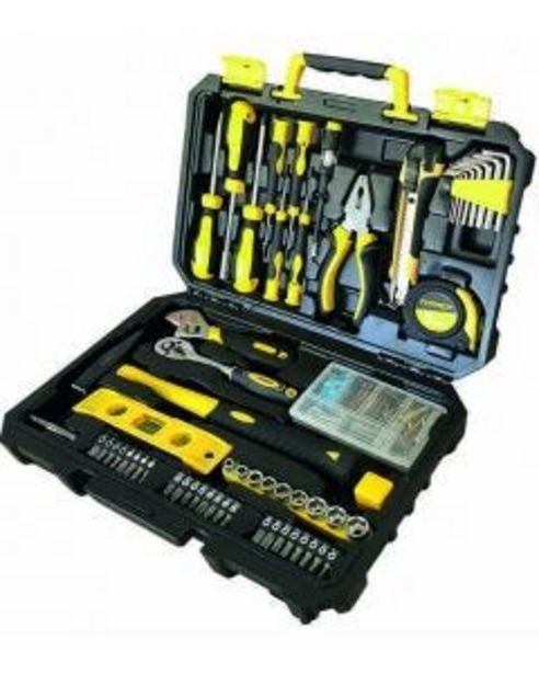 Oferta de Maleta herramientas bricolaje future 795251 138 pz por 50,95€