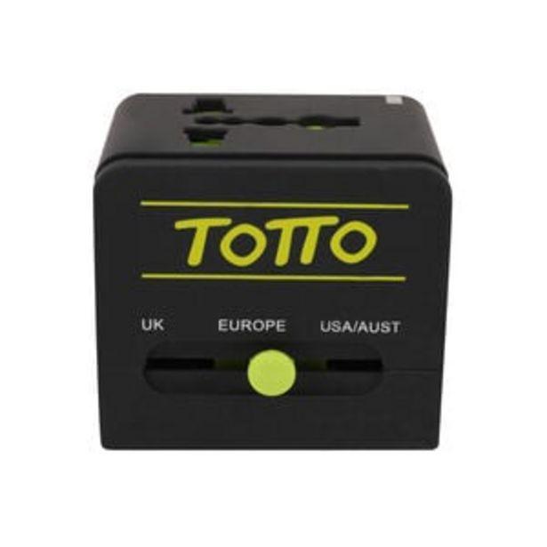 Oferta de Adaptador eléctrico - Adapter por 19,99€