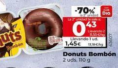 Oferta de Donuts bombon  por 1,45€
