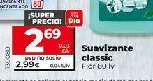 Oferta de Suavizante classic Flor por 2,69€