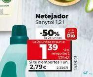 Oferta de Limpiahogar Sanytol por 2,79€