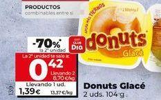 Oferta de Donuts glace por 1,39€