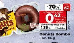 Oferta de Donuts bombon  por 1,39€