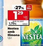 Oferta de Nestea con limón  por 1,29€