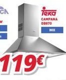 Oferta de Campanas extractoras Teka por 119€