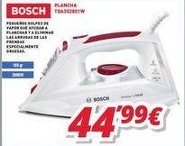 Oferta de Plancha Bosch por 44,99€