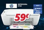 Oferta de Impresora multifunción HP por 59€