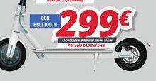 Oferta de Patinete eléctrico Brigmton por 299€