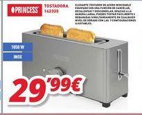 Oferta de Tostadora Princess por 29,99€