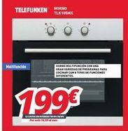 Oferta de Hornos Telefunken por 199€
