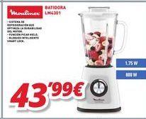 Oferta de Batidora Moulinex por 43,99€