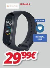 Oferta de SmartBand Xiaomi por 29,99€