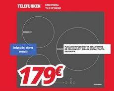 Oferta de Placa de gas Telefunken por 179€