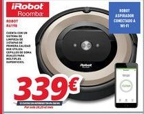 Oferta de Robot aspirador Irobot por 339€