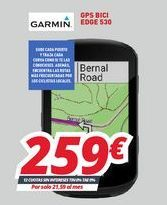 Oferta de Gps Garmin por 259€