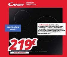 Oferta de Encimera de cocina Candy por 219€