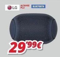 Oferta de Altavoces LG por 29,99€