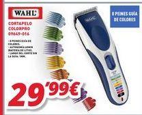 Oferta de Cortapelos wahl por 29,99€