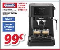 Oferta de Cafeteras DeLonghi por 99€