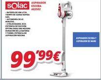 Oferta de Aspirador Solac por 99,99€