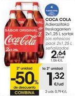 Oferta de COCA COLA  por 2,64€