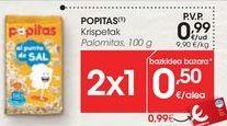 Oferta de POPITAS Palomitas  por 0,89€
