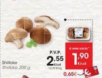 Oferta de Shiitake  por 1,9€