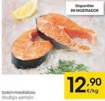 Oferta de Rodajas de salmón por 12,9€