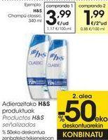 Oferta de Productos H&S señalizados  por 3,99€