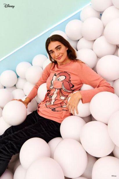 Oferta de Pijama Largo con Estampado Disney de Bambi por 25,99€